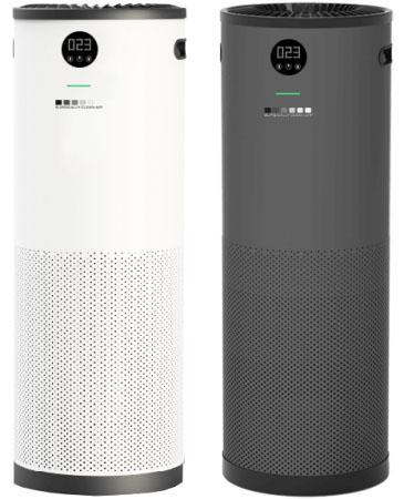 Both white and black JADE units