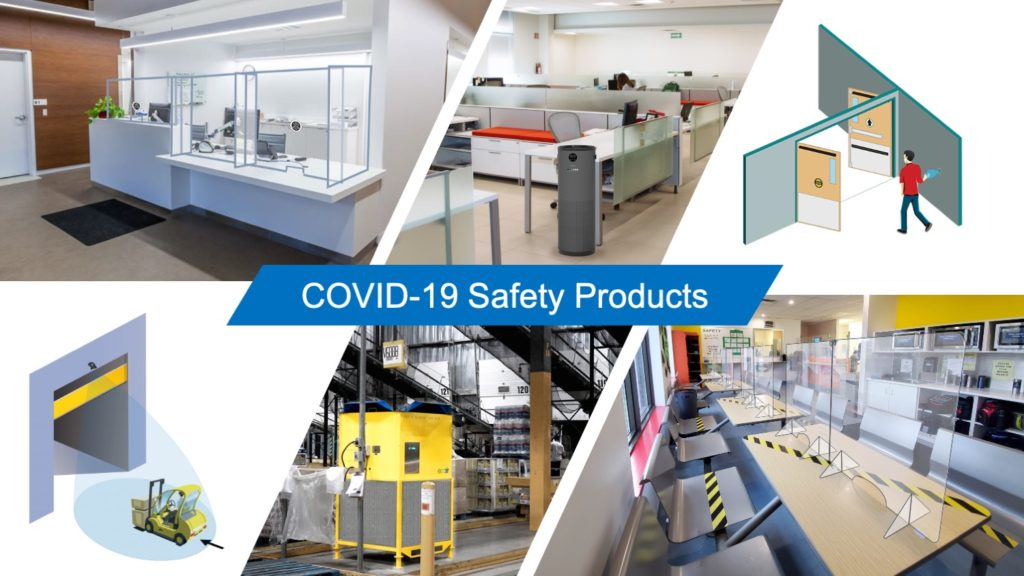 Top Safety Solutions for the Workplace During and Post-COVID-19