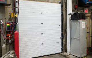 Costco Kamloops Overhead Door - Finished
