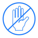 Prevent cross contamination with touchless solutions