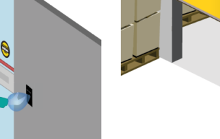 Types of Doors for Touchless Entry with wave sensor