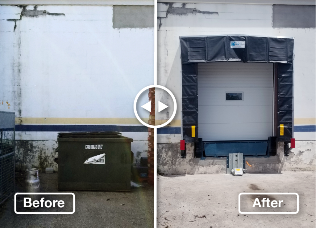 Masterfeeds – New Loading Dock Position