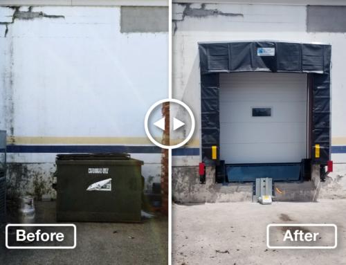Masterfeeds – New Loading Dock Position