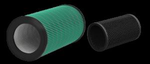 Carbon filter HEPA-Rx Filter