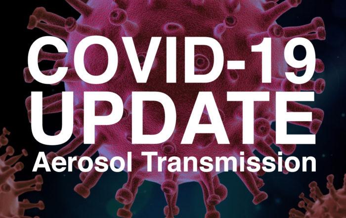 covid-19 Aerosol Transmission