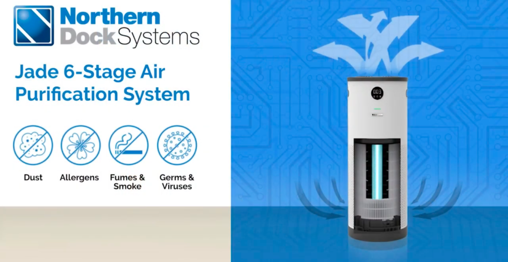 Best UV Air Purifier for Offices and Workspaces With Medical Grade 6-Stage Filtration