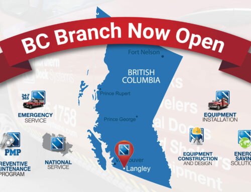 New Branch in BC – Lower Mainland, Fraser Valley and Vancouver